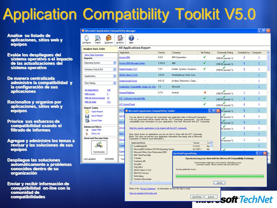 Application Compatibility Toolkit V5.0
