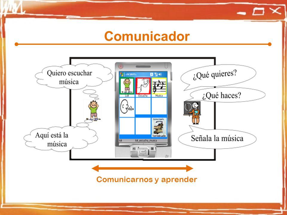 Comunicador Comunicarnos y aprender