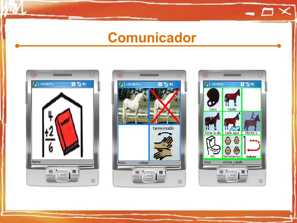 Comunicador Pictograma SPC