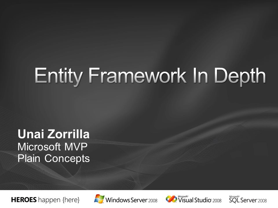 Entity Framework In Depth