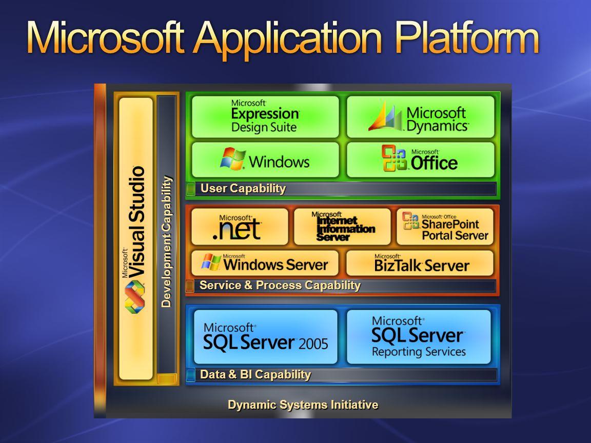 Microsoft Application Platform