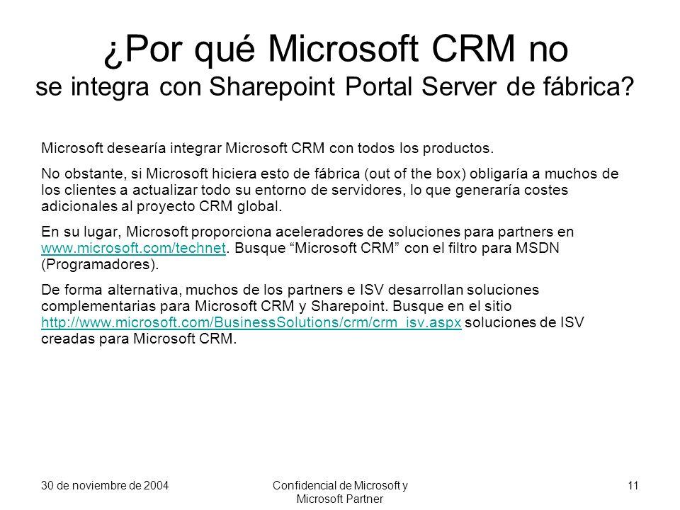 Confidencial de Microsoft y
