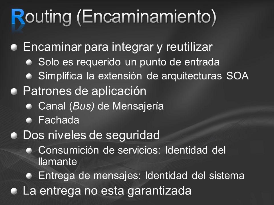 outing (Encaminamiento)