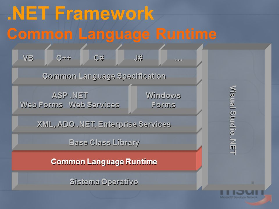 .NET Framework Common Language Runtime