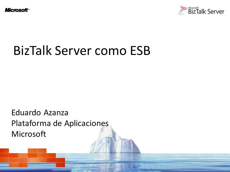 BizTalk Server como ESB