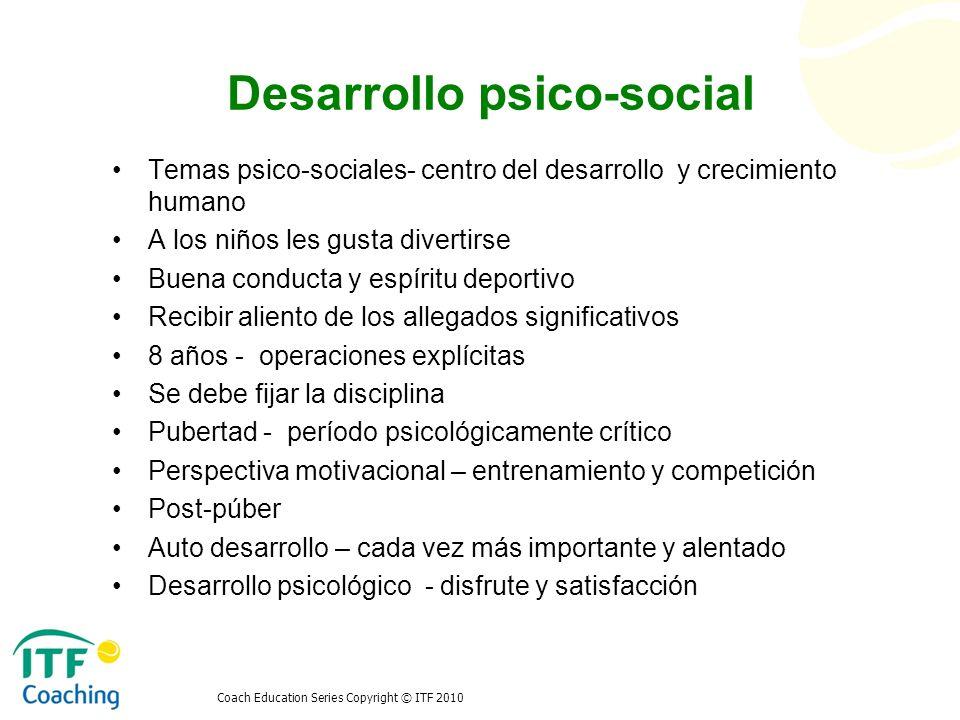 Desarrollo psico-social