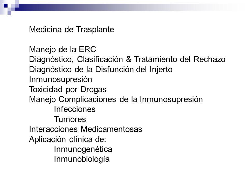 Medicina de Trasplante