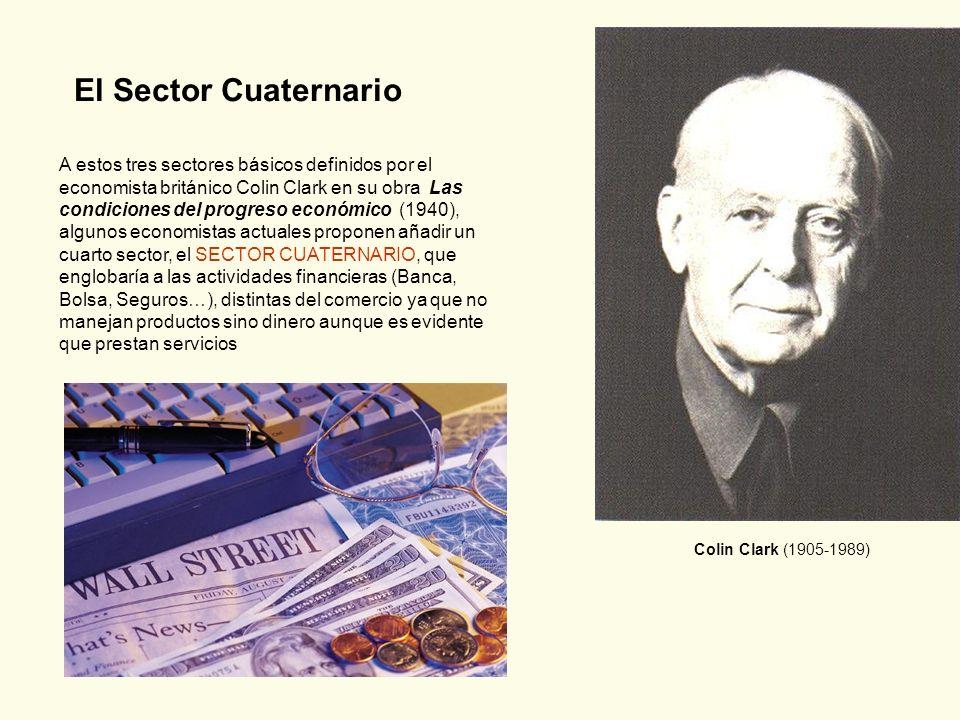 El Sector Cuaternario