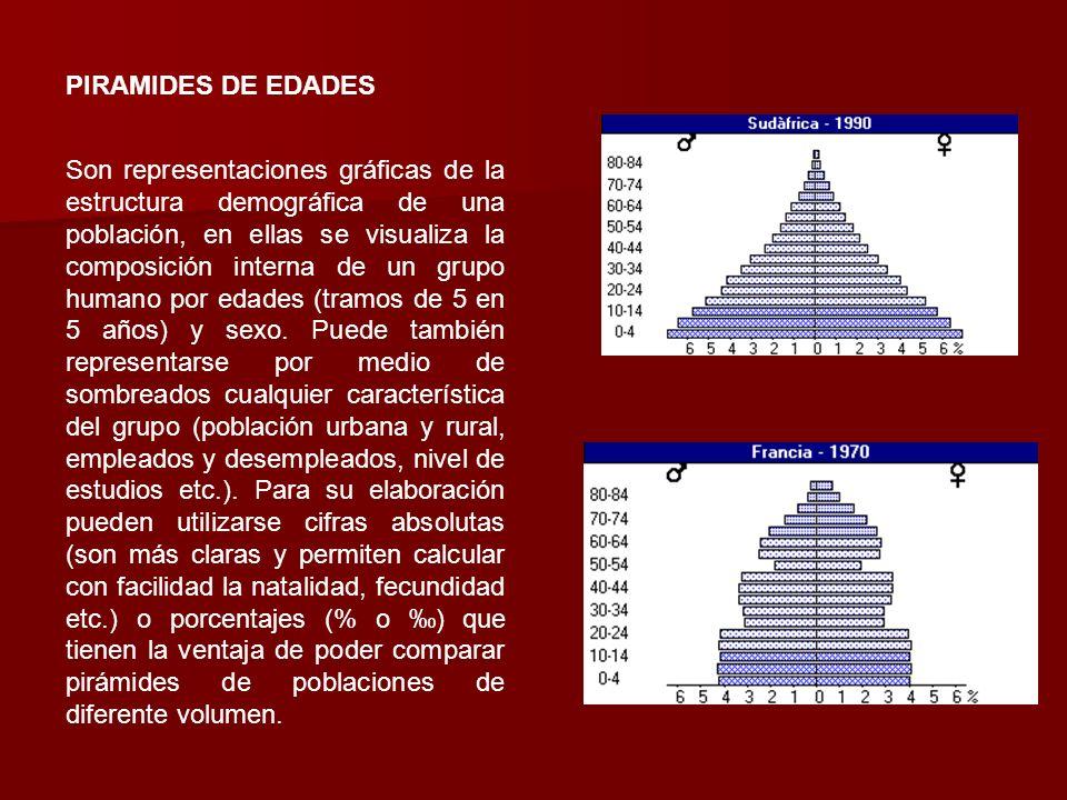 PIRAMIDES DE EDADES