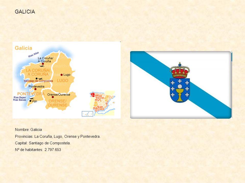 GALICIA Nombre: Galicia