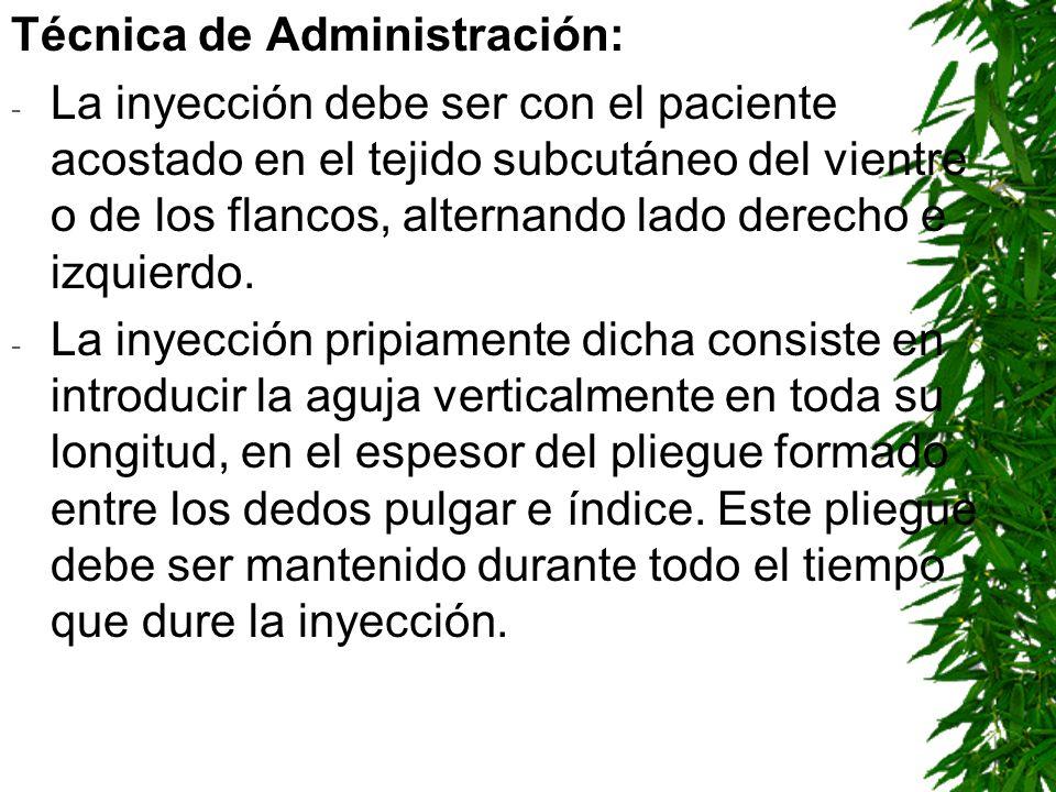 Técnica de Administración: