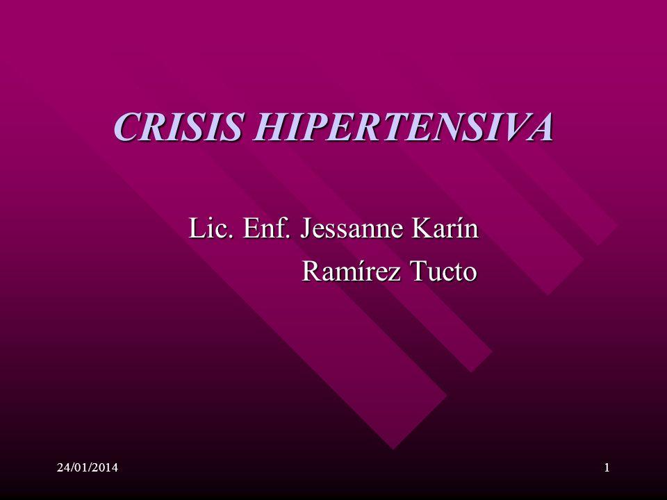 Lic. Enf. Jessanne Karín Ramírez Tucto