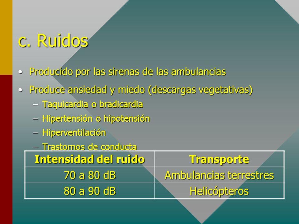 Ambulancias terrestres