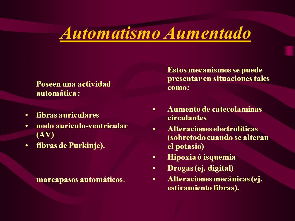 Automatismo Aumentado