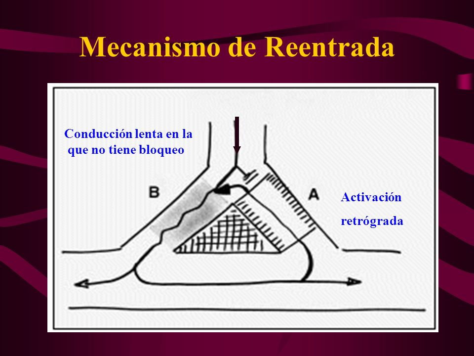 Mecanismo de Reentrada