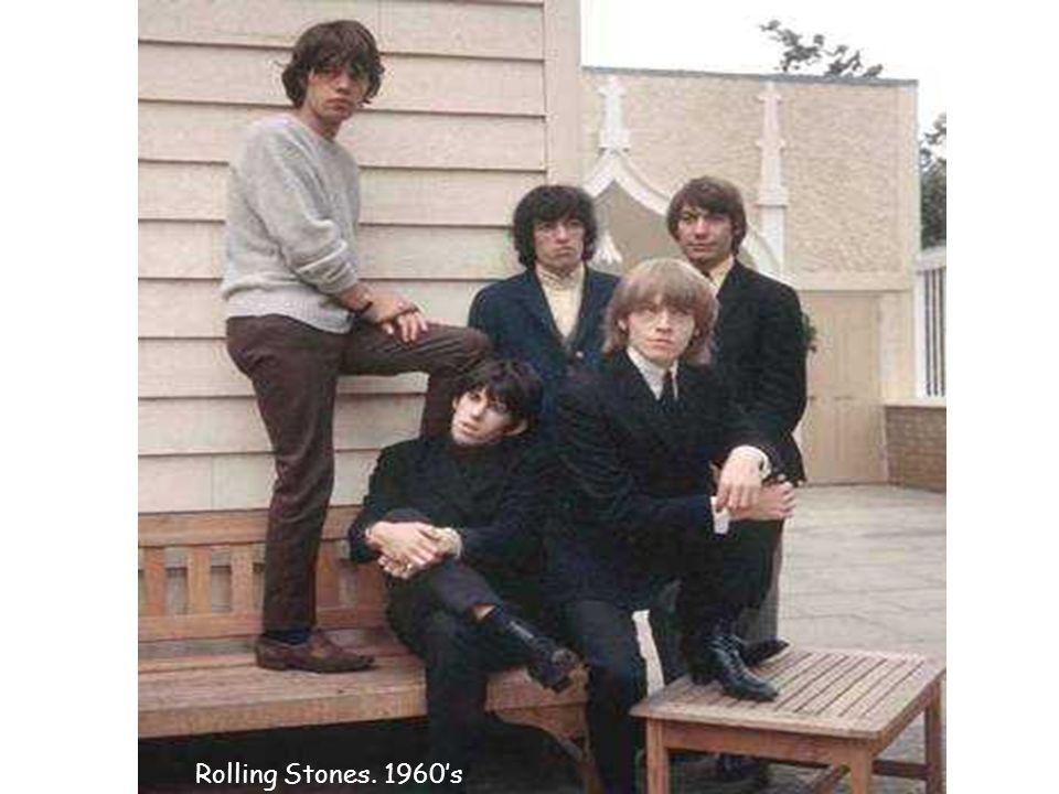 Rolling Stones. 1960's