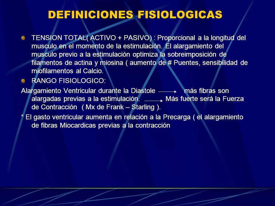 DEFINICIONES FISIOLOGICAS
