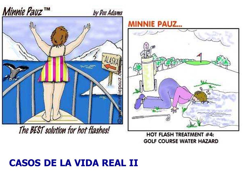 CASOS DE LA VIDA REAL II