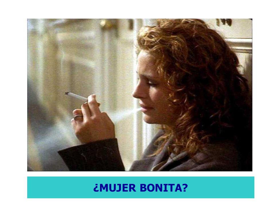 ¿MUJER BONITA