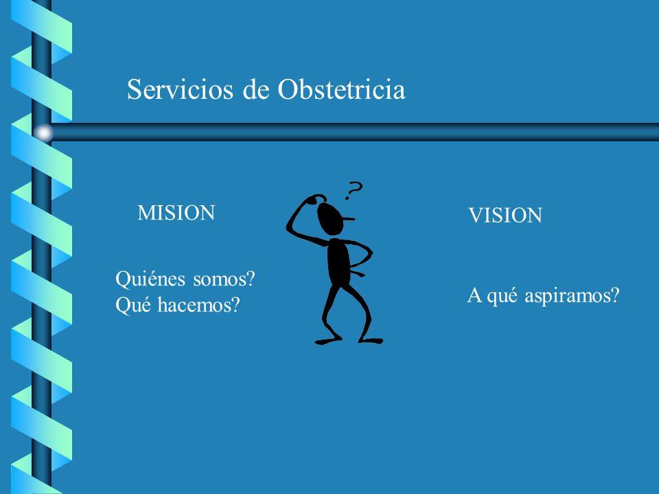 Servicios de Obstetricia