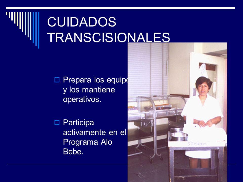 CUIDADOS TRANSCISIONALES