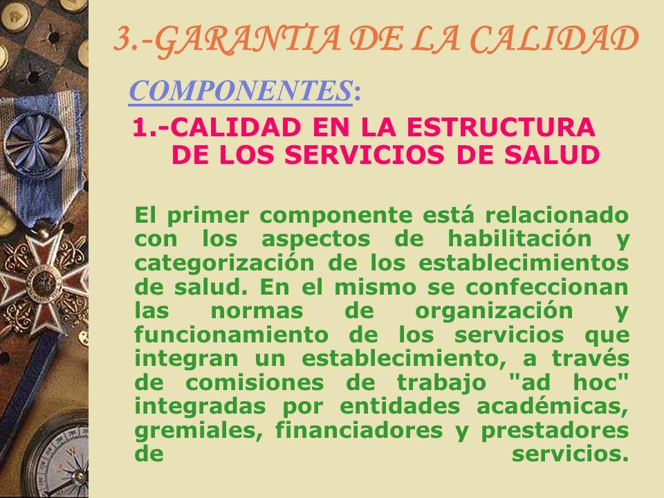 3.-GARANTIA DE LA CALIDAD