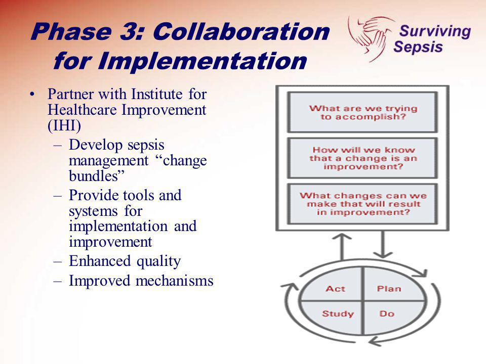 Phase 3: Collaboration for Implementation