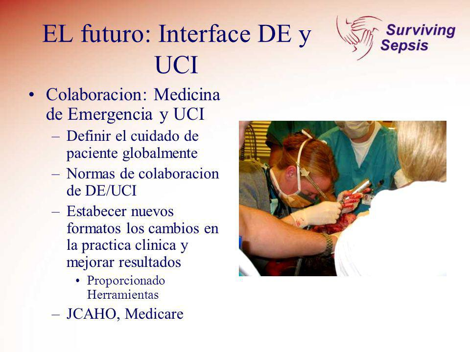 EL futuro: Interface DE y UCI