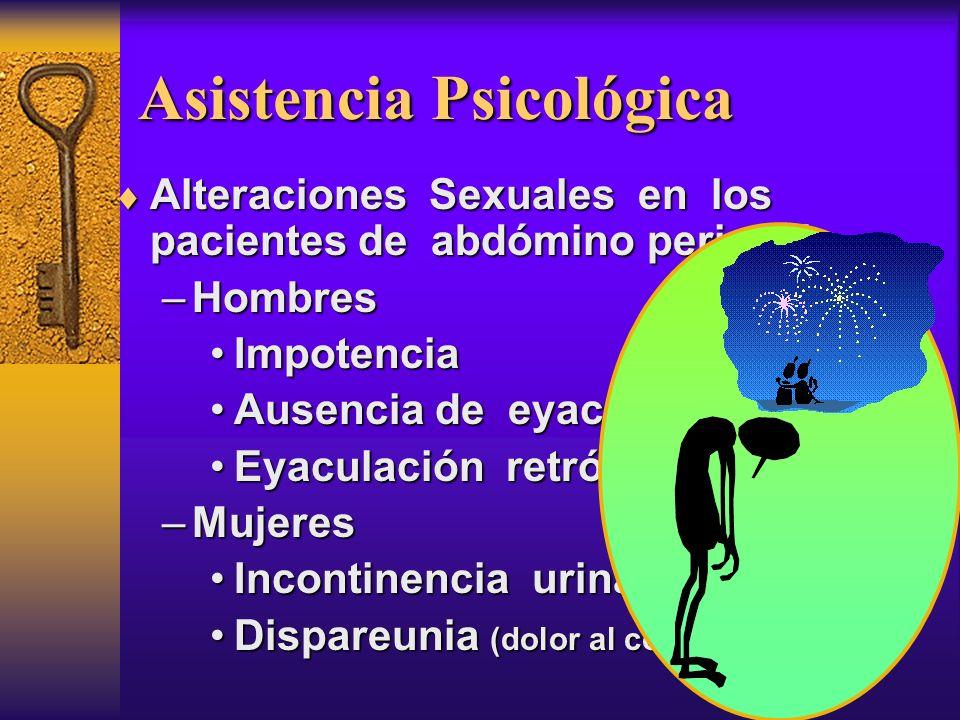 Asistencia Psicológica