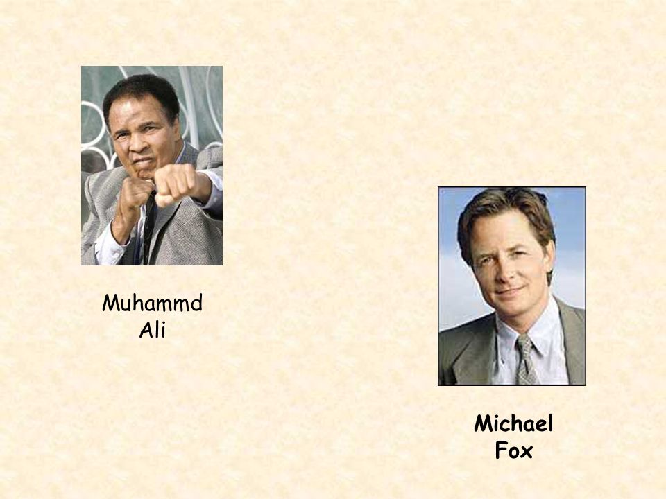 Muhammd Ali Michael Fox