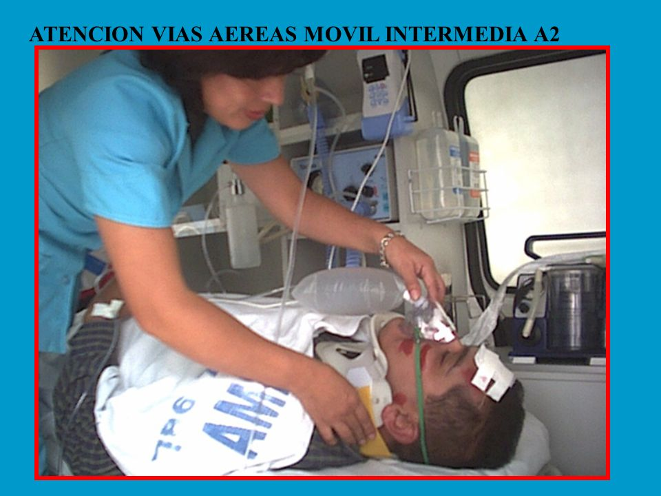 ATENCION VIAS AEREAS MOVIL INTERMEDIA A2