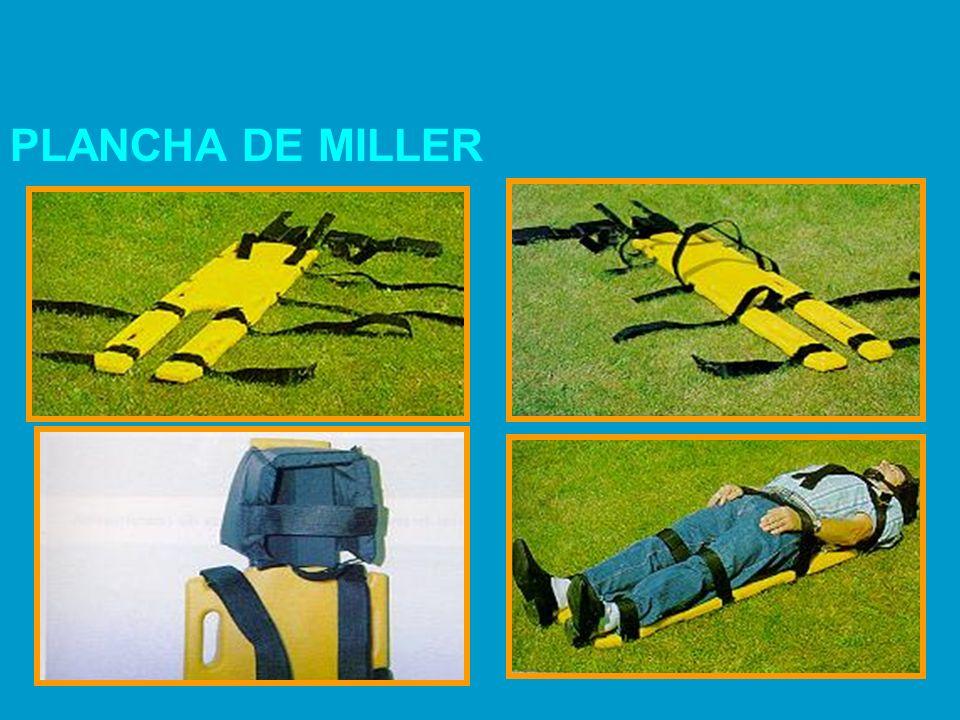 PLANCHA DE MILLER