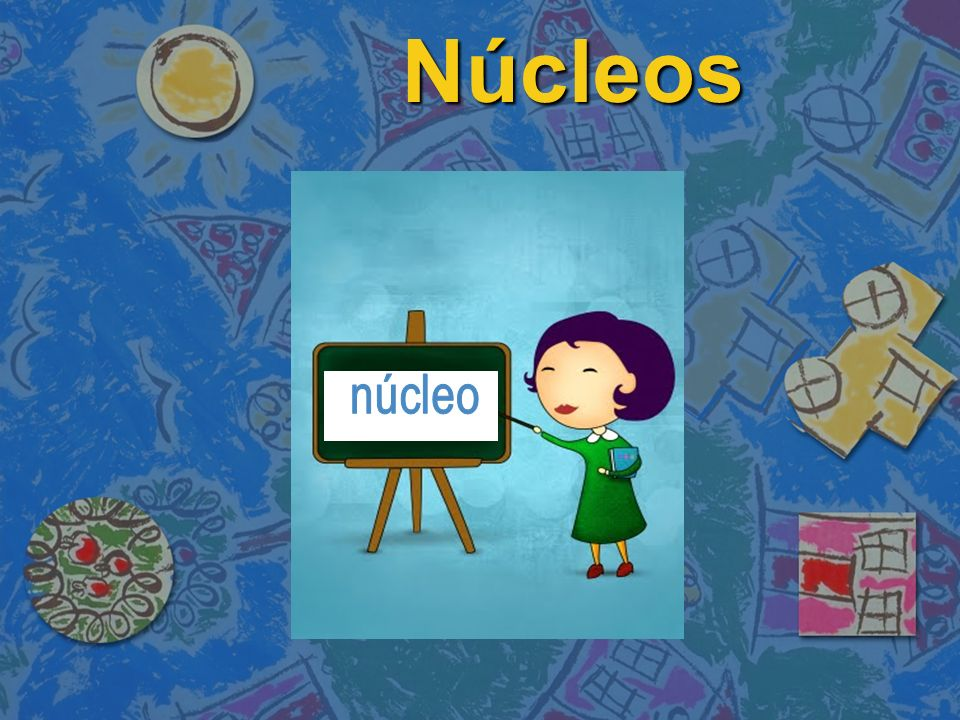 Núcleos núcleo