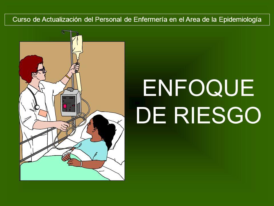 Curso de Actualización del Personal de Enfermería en el Area de la Epidemiología