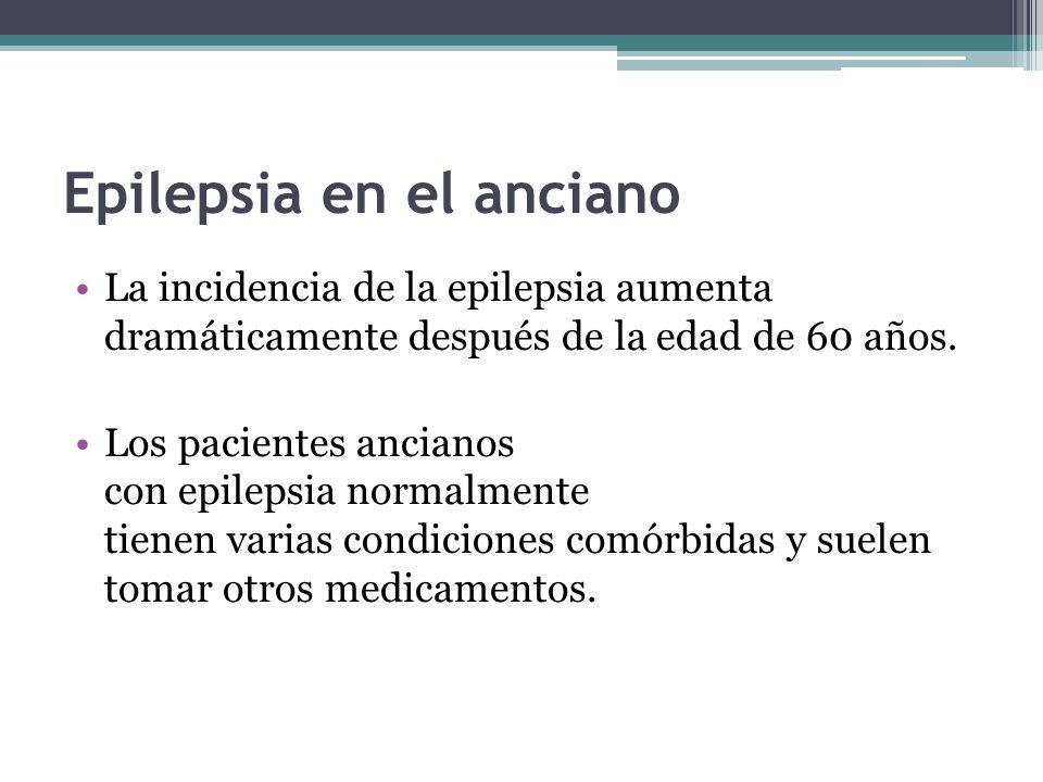 Epilepsia en el anciano