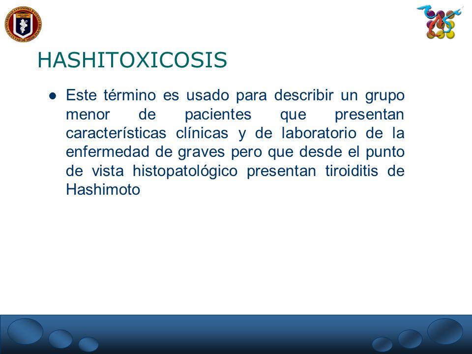 HASHITOXICOSIS