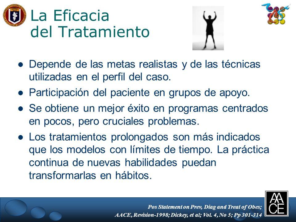 La Eficacia del Tratamiento