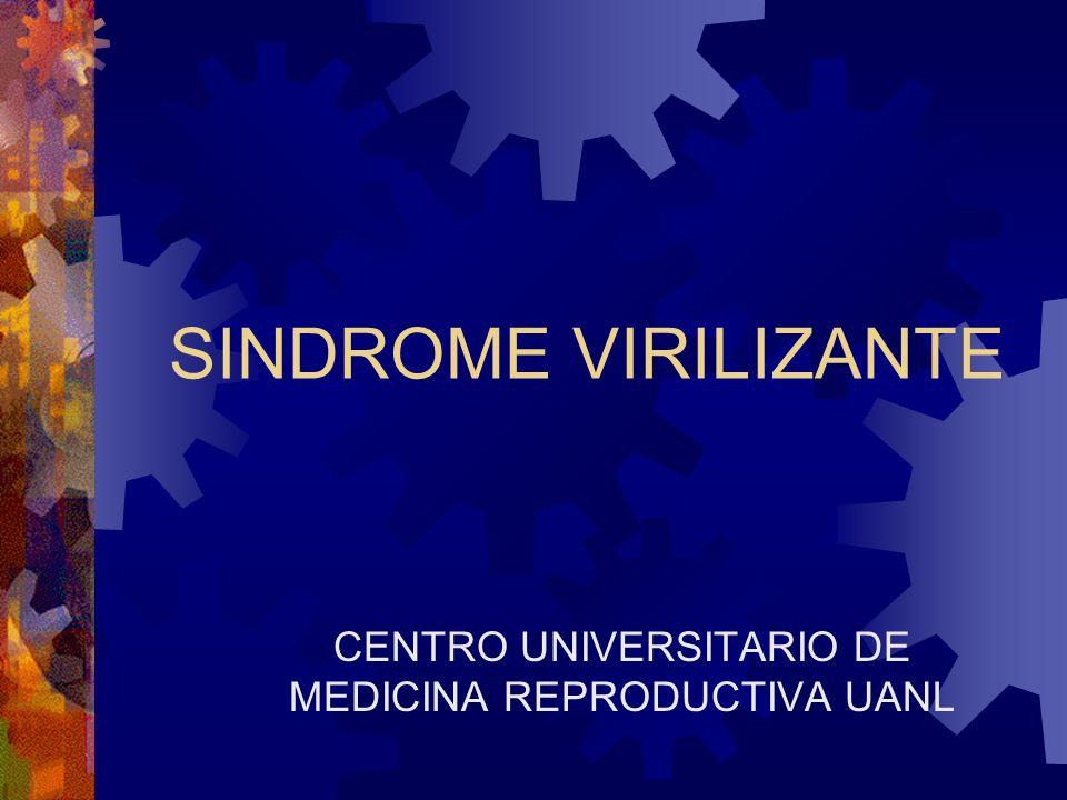 CENTRO UNIVERSITARIO DE MEDICINA REPRODUCTIVA UANL