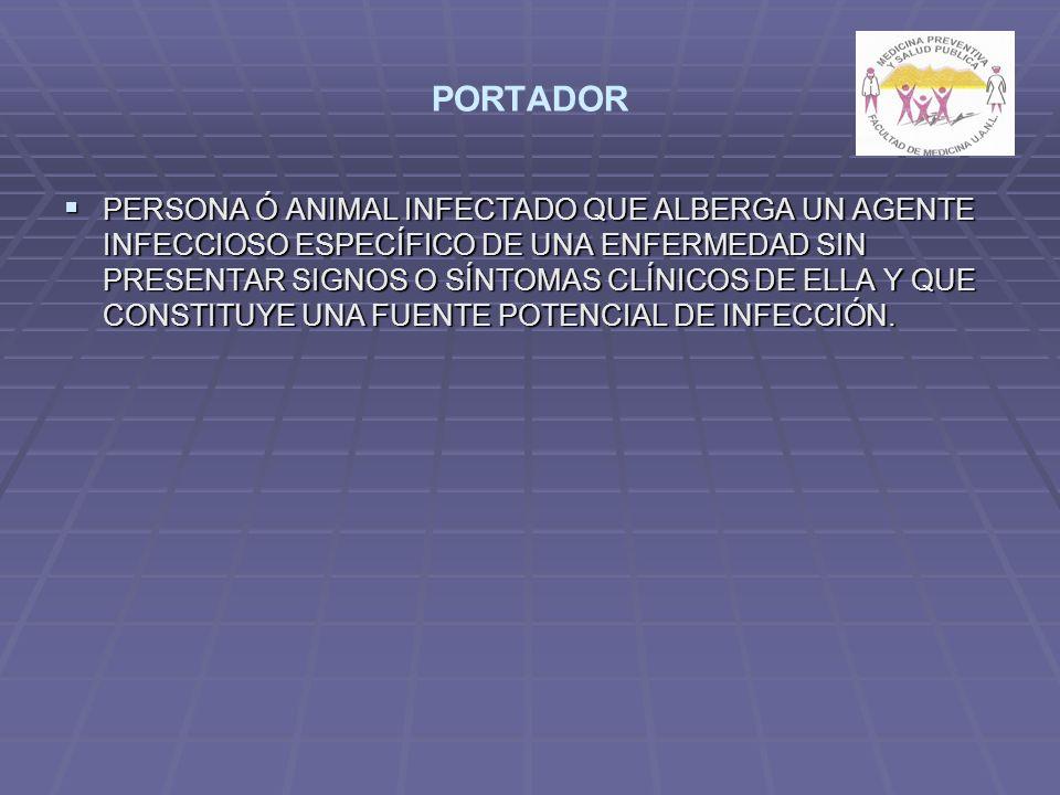 PORTADOR