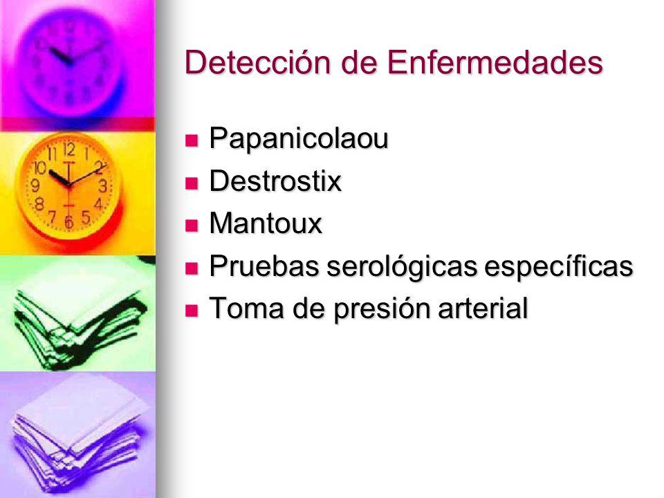 Detección de Enfermedades