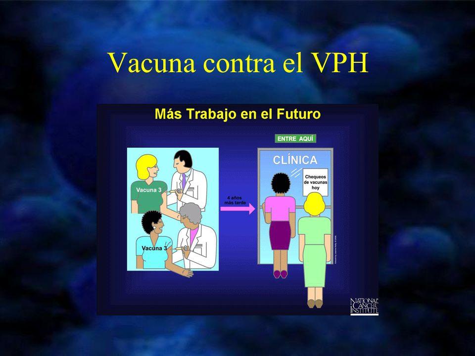 Vacuna contra el VPH