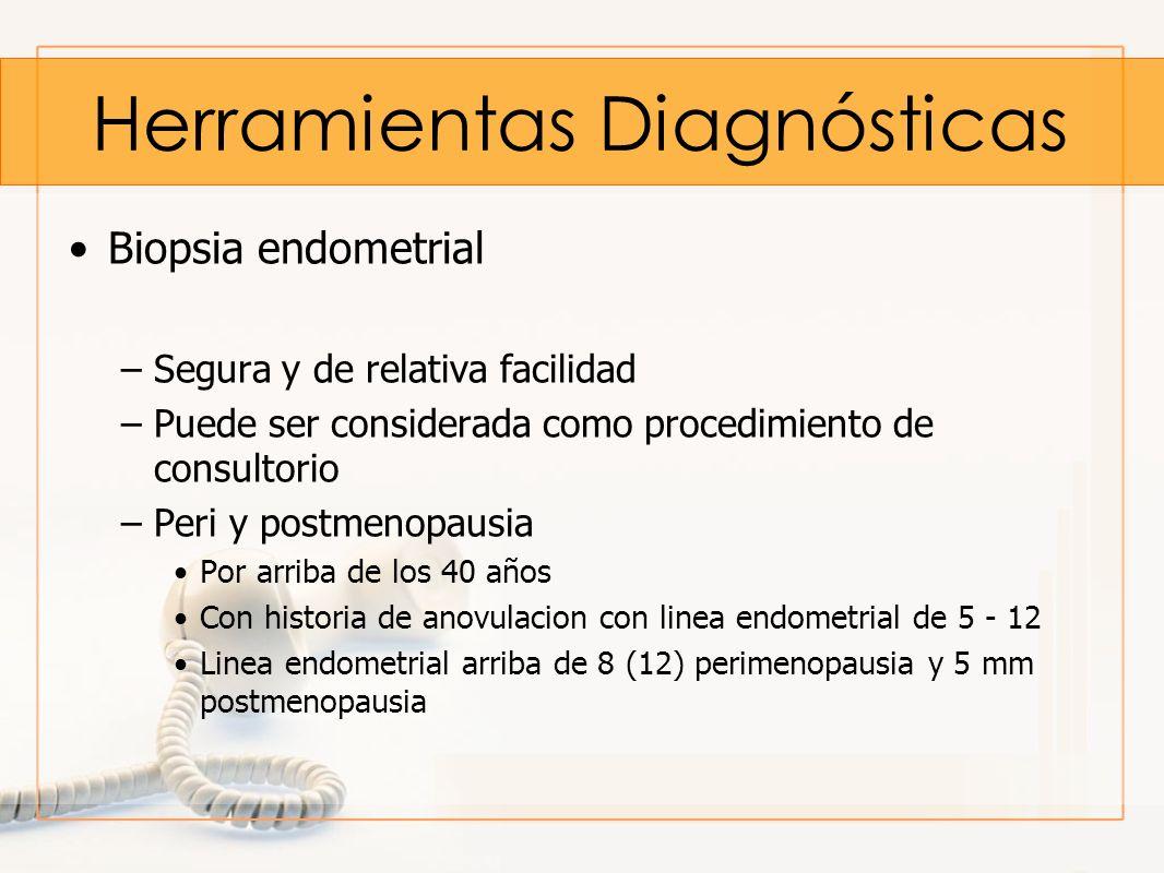 Herramientas Diagnósticas