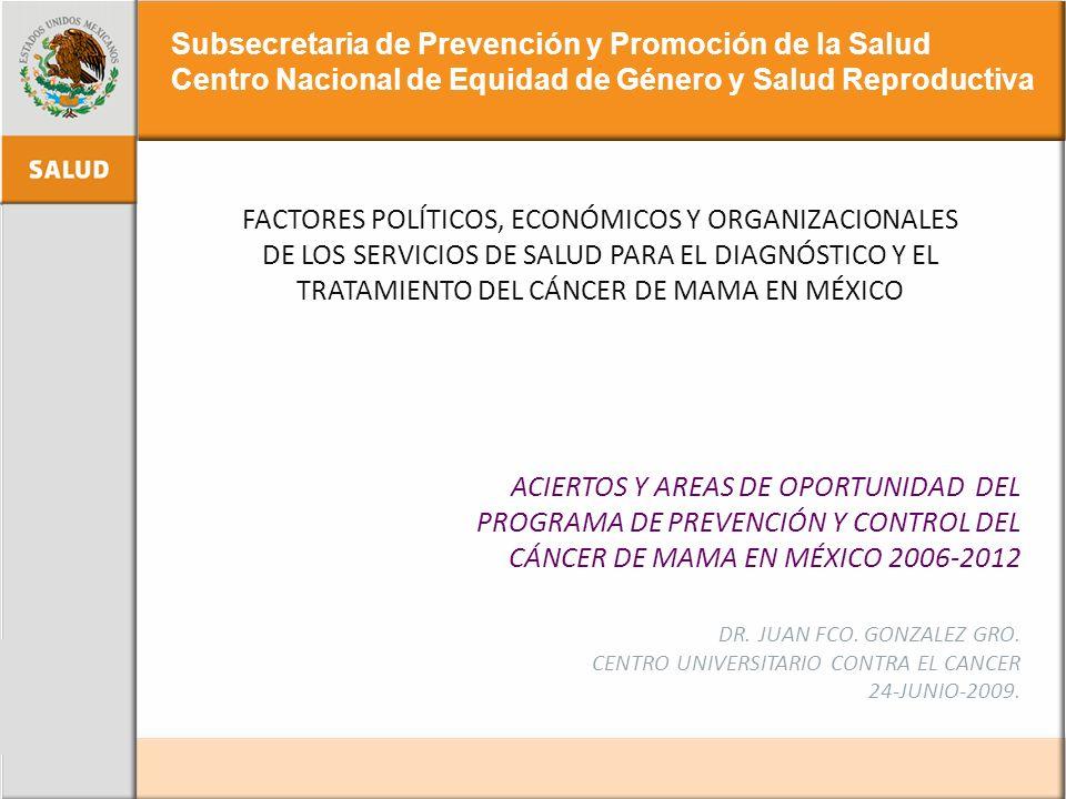 Subsecretaria de Prevención y Promoción de la Salud