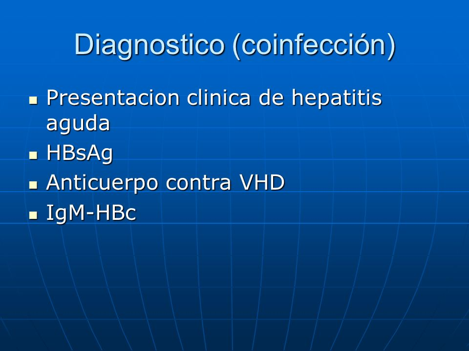 Diagnostico (coinfección)