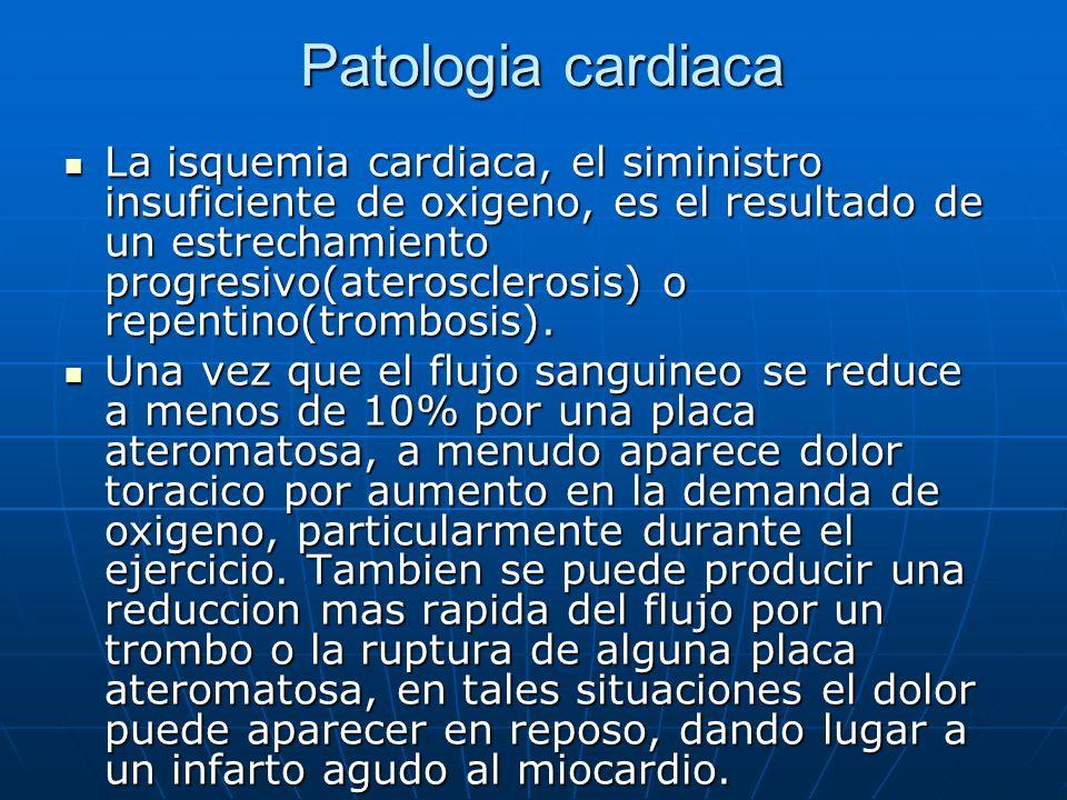 Patologia cardiaca