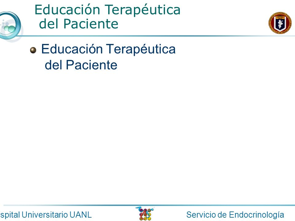 Educación Terapéutica del Paciente