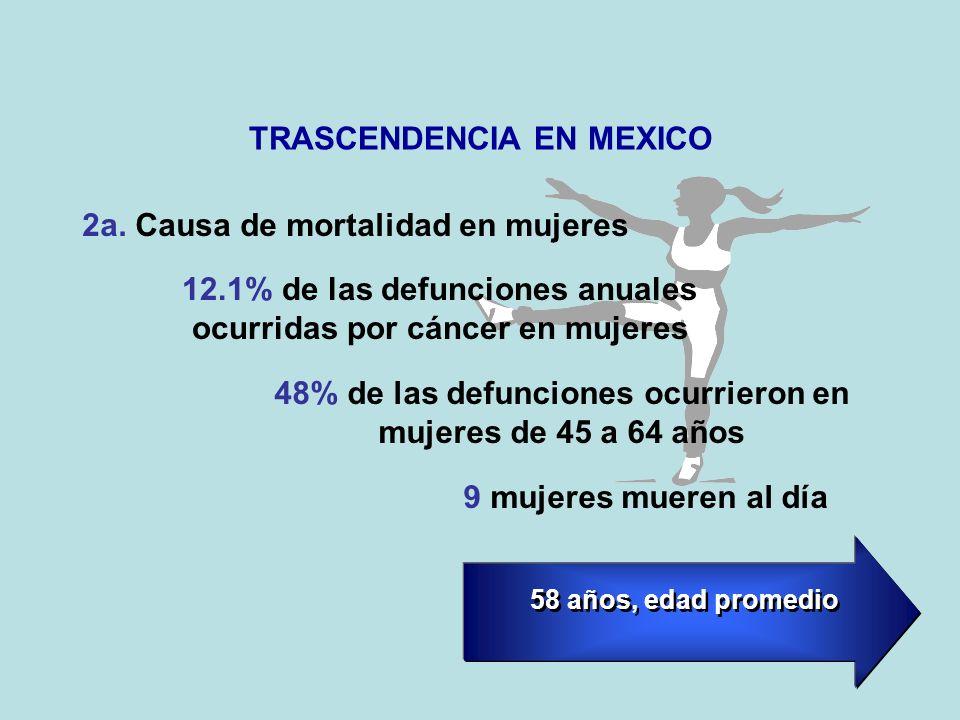 TRASCENDENCIA EN MEXICO