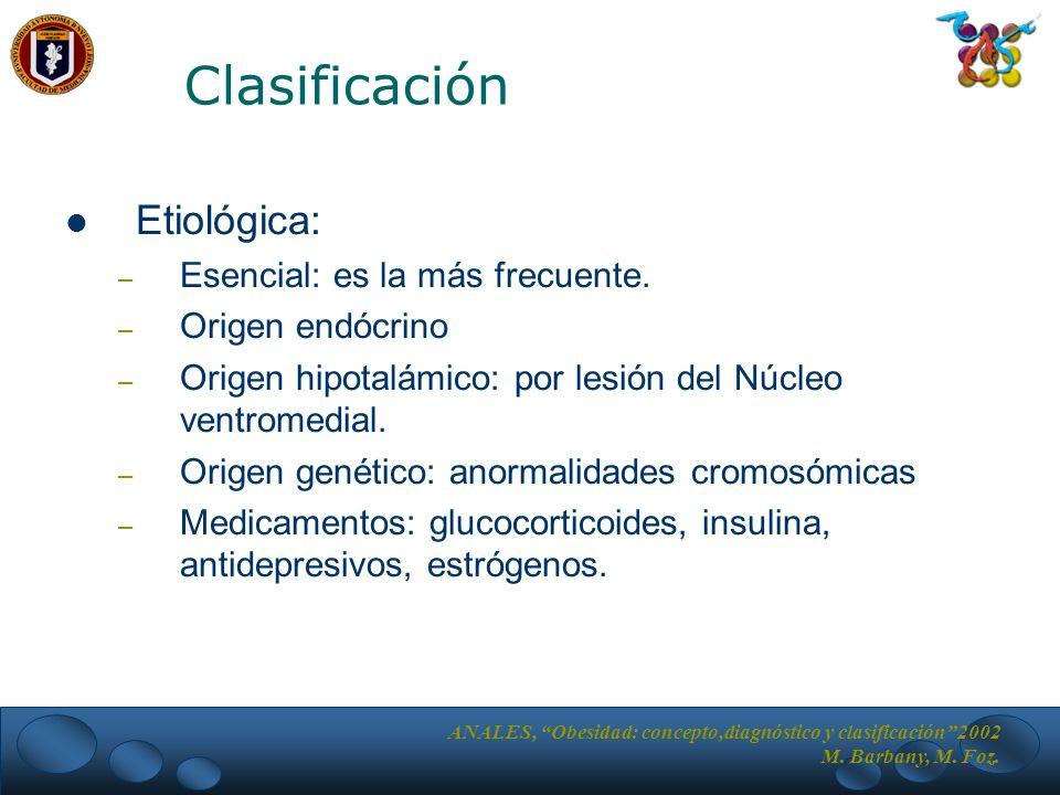 Clasificación Etiológica: Esencial: es la más frecuente.