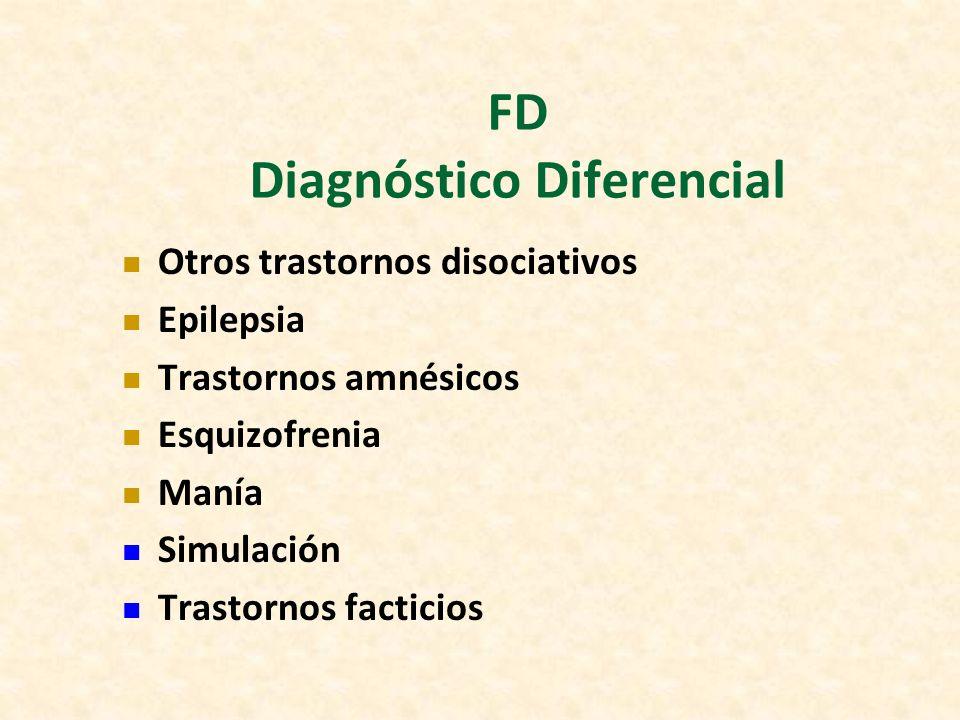 FD Diagnóstico Diferencial
