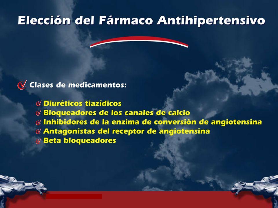 Choice of antihypertensive drugs. † The main benefits of antihypertensive therapy are due. to lowering of BP per se.